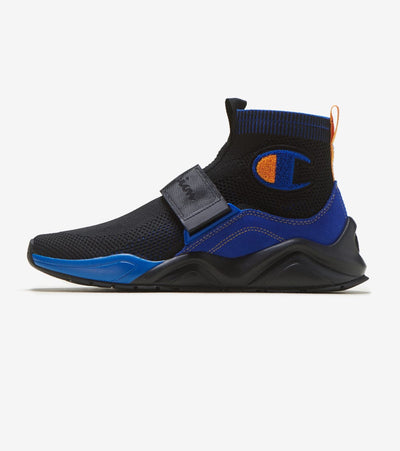 Champion  Rally Lockdown  Black - CP100239Y | Jimmy Jazz