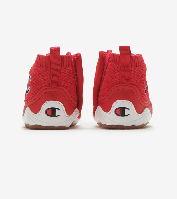 Champion  Rally Crib  Red - CP100372L | Jimmy Jazz