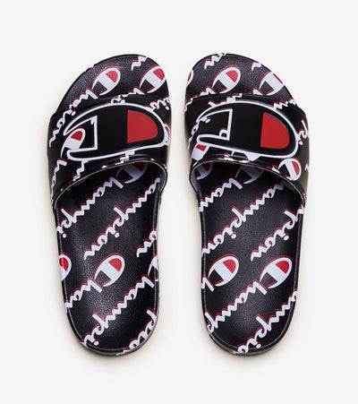 Champion  IPO Mega Slide   Black - CP100571Y | Jimmy Jazz