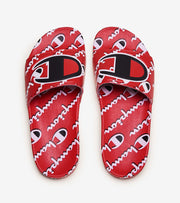Champion  Ipo Mega Slide  Red - CP100572Y | Jimmy Jazz