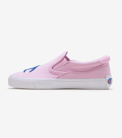 Champion  Fringe Slip On  Pink - CP100642P | Jimmy Jazz
