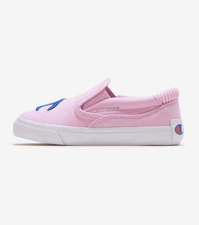 Champion  Fringe Slip On  Pink - CP100642T | Jimmy Jazz