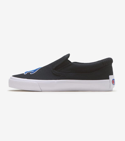Champion  Fringe Slip On  Black - CP100655P | Jimmy Jazz