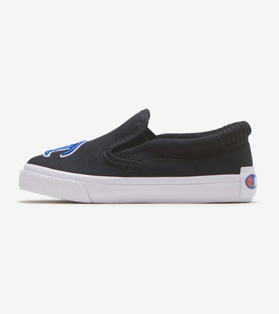 Champion  Fringe Slip On  Black - CP100655T | Jimmy Jazz