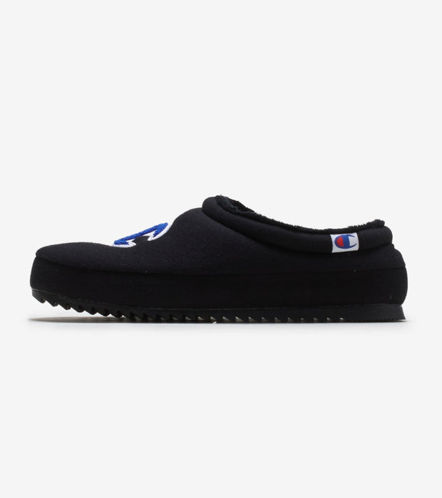 Champion  Shuffle Slipper  Black - CPS10133 | Jimmy Jazz