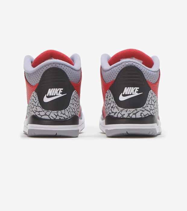 "Jordan  Air Jordan 3 SE ""Red Cement""  Red - CQ0487-600 