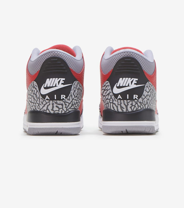 "Jordan  Air Jordan 3 Retro SE ""Red Cement""  Red - CQ0488-600 