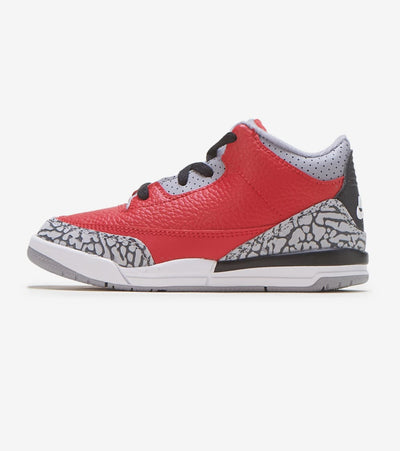 "Jordan  Air Jordan 3 Retro SE ""Red Cement""  Red - CQ0489-600 