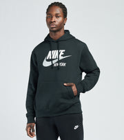 Nike  NSW Club Fleece NYC Hoodie  Black - CQ7205-010 | Jimmy Jazz