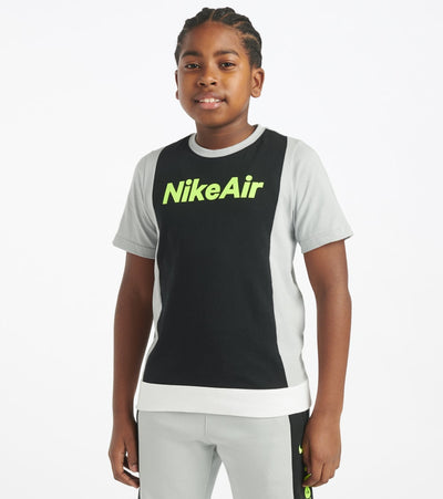 Nike  Boys 8-20 NSW Nike Air Top  Black - CQ9146-011 | Jimmy Jazz