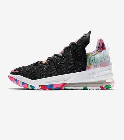 Nike  Lebron XVIII Low  Black - CQ9283-002 | Jimmy Jazz