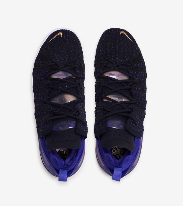 Nike  LeBron XVIII Lakers  Black - CQ9283-004 | Jimmy Jazz