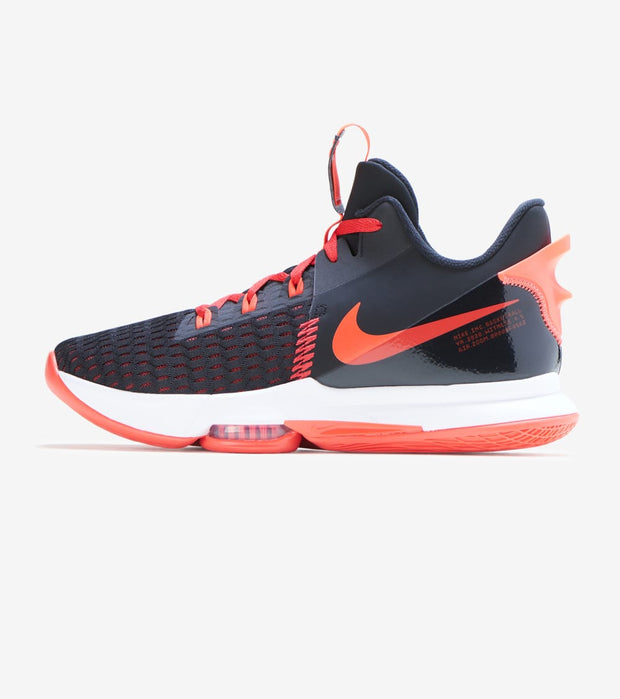 Nike  LeBron Witness V  Black - CQ9380-005 | Jimmy Jazz