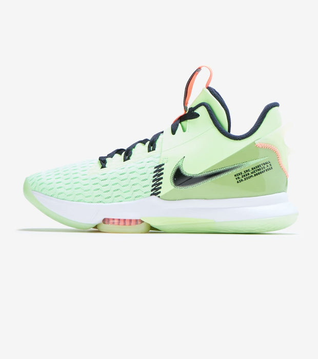 Nike  LeBron Witness V  Green - CQ9380-300 | Jimmy Jazz
