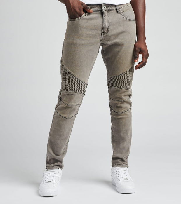 Crysp  Skywalker Jeans L34  Grey - CRYF119-101 | Jimmy Jazz