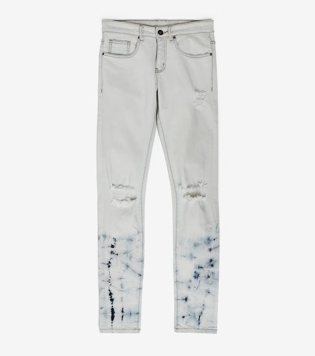 Crysp  Rivera Distressed Jeans L32  Blue - CRYSP27RL32-SKY | Jimmy Jazz