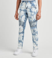 Crysp  Wash Denim Jeans L34  Blue - CRYSPBUC39-DNM | Jimmy Jazz