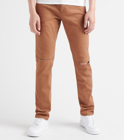 Crysp  Daily Jeans  Brown - CRYSPH161-RST | Jimmy Jazz