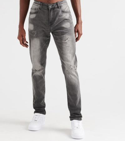 Crysp  Atlantic Jeans  Grey - CRYSQS18214-GYS | Jimmy Jazz