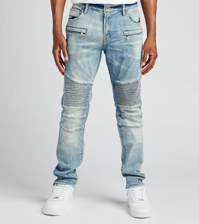 Crysp  Skywalker Jeans L34  Blue - CRYSU119-131 | Jimmy Jazz