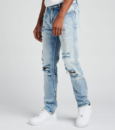 Crysp  Pacific Jeans L34  Blue - CRYSU219-118 | Jimmy Jazz