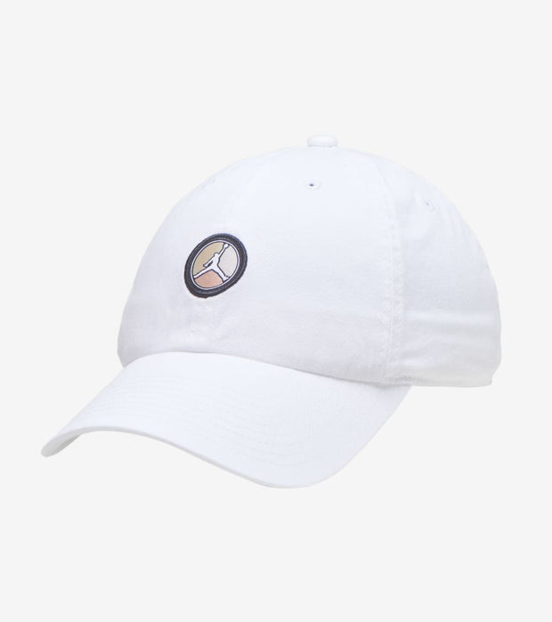 Jordan  H86 Remaster Patch Cap  White - CT0001-101 | Jimmy Jazz