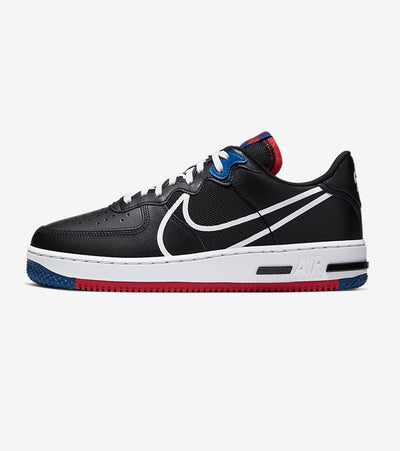 Nike  Air Force 1 React  Black - CT1020-001 | Jimmy Jazz