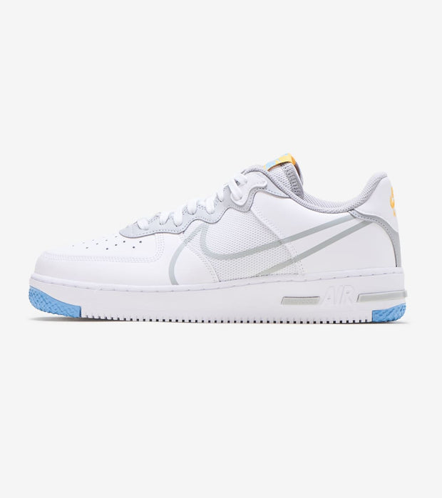 Nike  Air Force 1 React  White - CT1020-100 | Jimmy Jazz