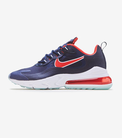 Nike  Air Max 270 React  Navy - CT1280-400 | Jimmy Jazz