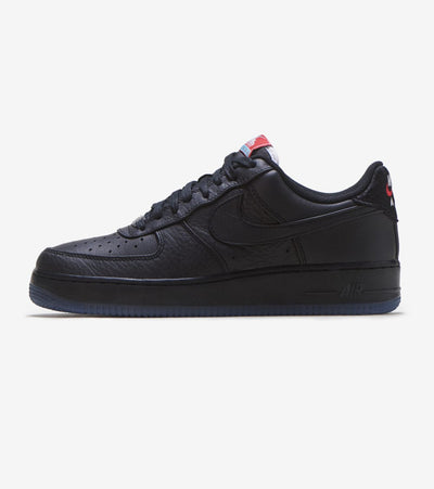 "Nike  Air Force 1 '07 Premium ""Chicago""  Black - CT1520-001 