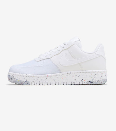 Nike  Air Force 1 Crater  White - CT1986-100 | Aractidf