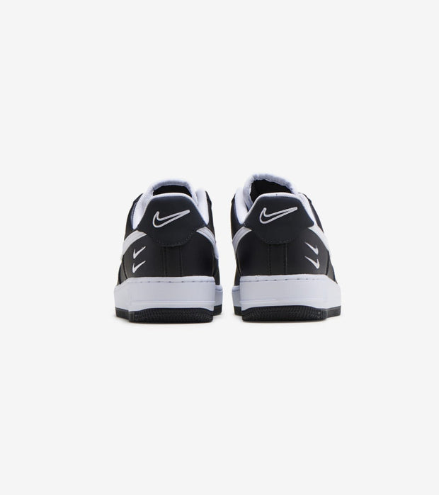 Nike  Nike Air Force 1 '07 Double Swoosh  Black - CT2300-001 | Jimmy Jazz
