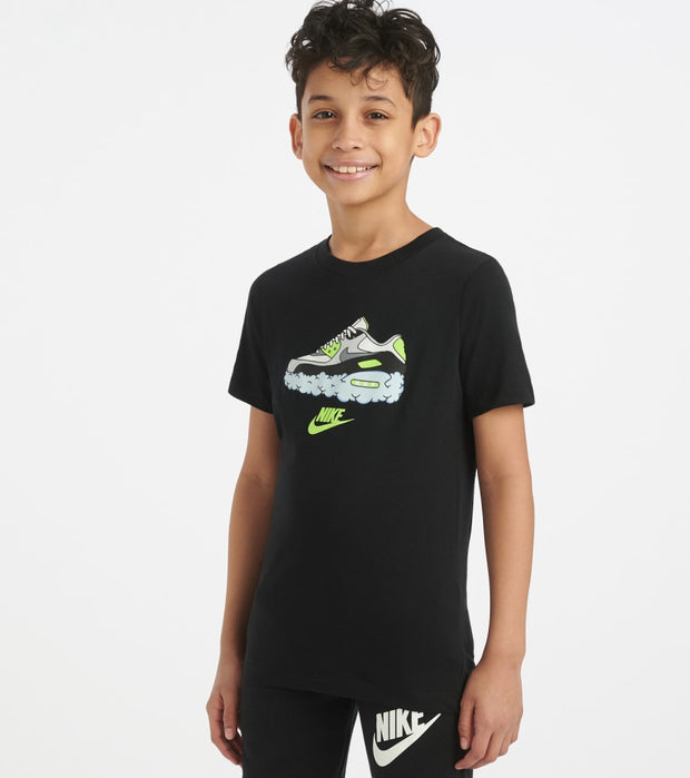 Nike  Boys 8-20 NSW Air Max 90 Tee  Black - CT2629-010 | Jimmy Jazz