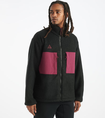 Nike  ACG Microfleece Jacket  Black - CT2949-010 | Jimmy Jazz