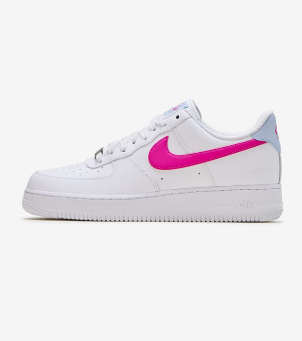 Nike  Air Force 1 07 Fire Pink  White - CT4328-101 | Jimmy Jazz