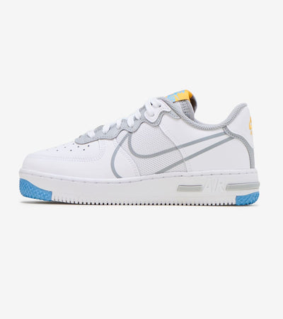 Nike  Air Force 1 React  White - CT5117-102 | Jimmy Jazz