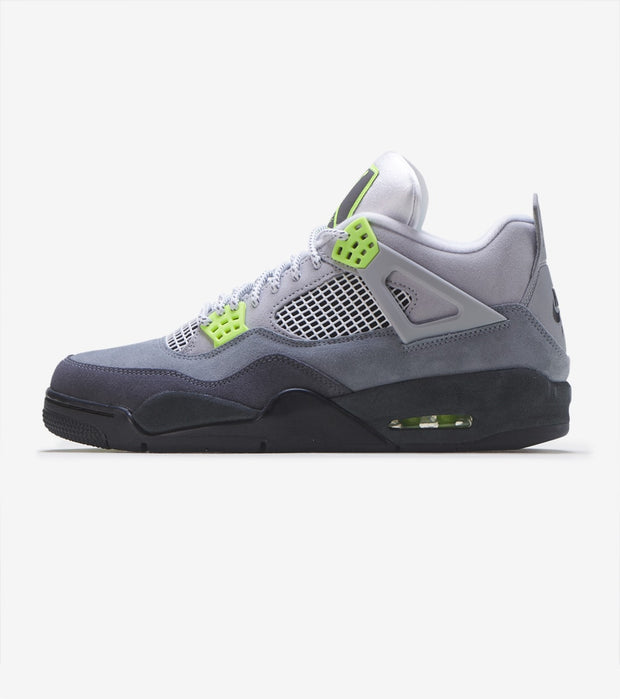 "Jordan  Air Jordan 4 Retro SE ""95 Neon""  Grey - CT5342-007 