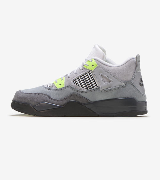 "Jordan  Air Jordan 4 Retro ""95 Neon""  Grey - CT5344-007 