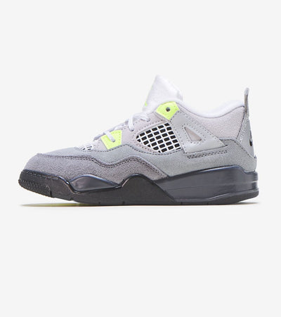 Jordan  Air Jordan 4 Retro 95 Neon  Grey - CT5345-007 | Jimmy Jazz
