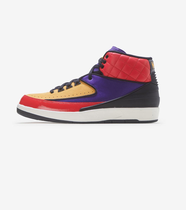 "Jordan  Air Jordan Retro 2 ""Rivals""  Red - CT6244-600 
