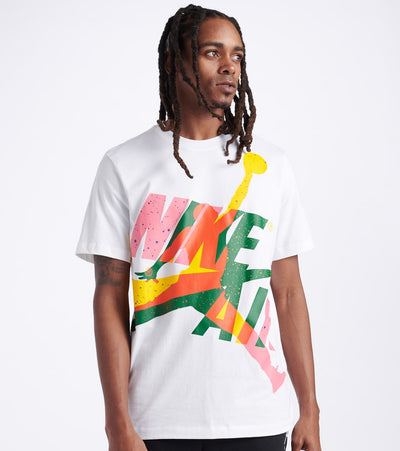 Jordan  Nike Air Jumpman Crew Tee  White - CT6751-101 | Jimmy Jazz