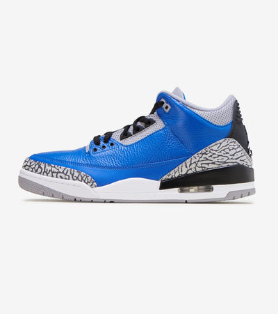 Jordan  AIR JORDAN 3 RETRO QS  Blue - CT8532-400 | Jimmy Jazz
