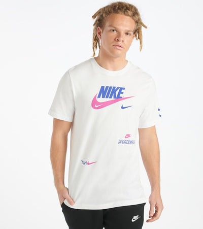 Nike  NSW Pack 2 Tee 2  White - CU0078-100 | Jimmy Jazz