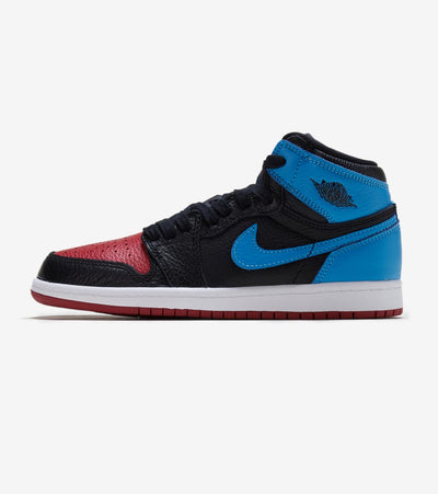 "Jordan  Air Jordan 1 High OG ""UNC to Chicago""  Black - CU0449-046 