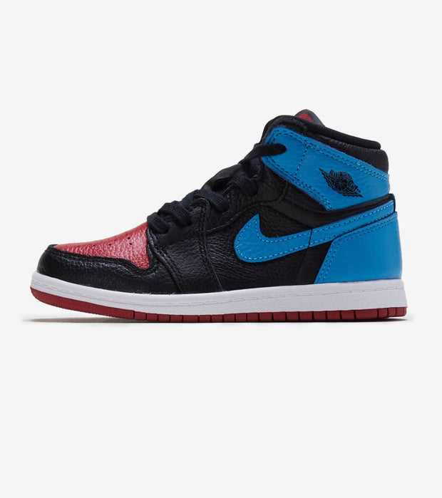 "Jordan  Air Jordan 1 High OG ""UNC to Chicago""  Black - CU0450-046 