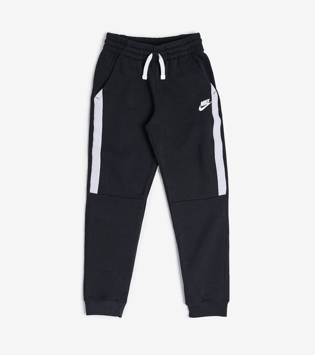 Nike  NSW Boys Velcro Fleece Pants  Black - CU1273-010 | Jimmy Jazz