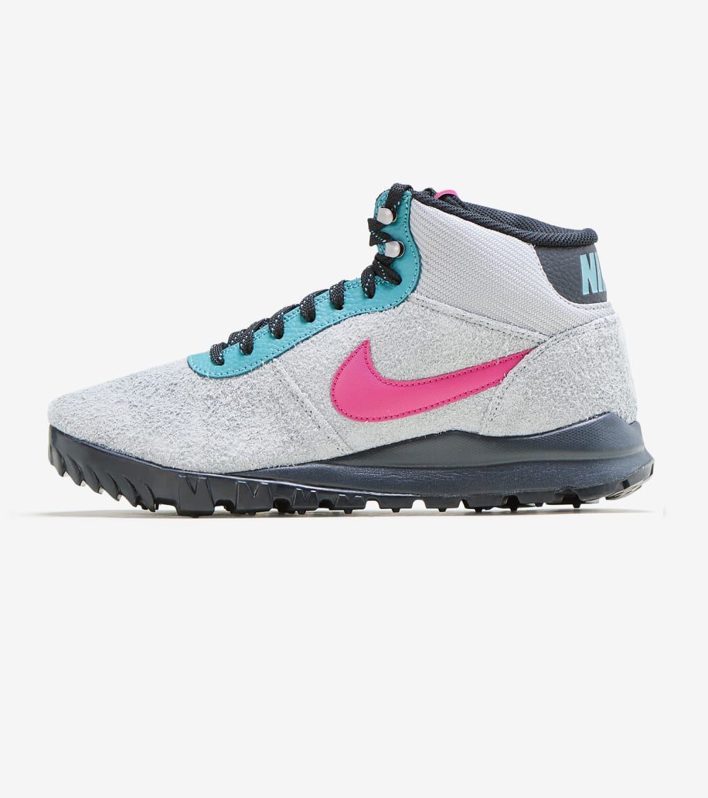 Nike  HOODLAND Boots  Grey - CU1585-001 | Jimmy Jazz