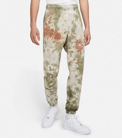 Nike  NSW Men's Tie-Dye Fleece Pant  Multi - CU4347-222 | Jimmy Jazz