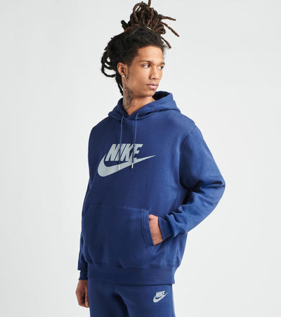 Nike  NSW Pullover Basketball Hoodie  Navy - CU4373-410 | Jimmy Jazz