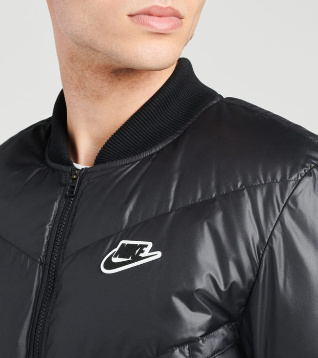 Nike  NSW Bomber Jacket  Black - CU4402-010 | Jimmy Jazz